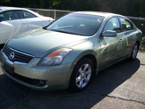 2008 Nissan Altima for sale at Collector Car Co in Zanesville OH