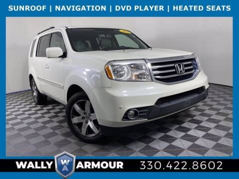 2015 Honda Pilot for sale at Wally Armour Chrysler Dodge Jeep Ram in Alliance OH