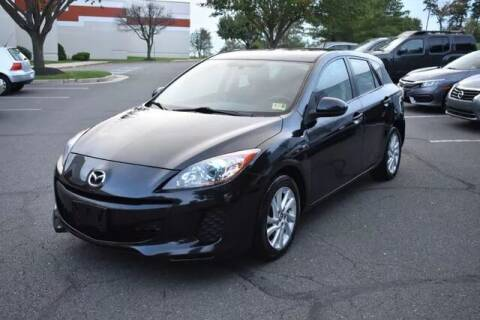 2013 Mazda MAZDA3 for sale at SEIZED LUXURY VEHICLES LLC in Sterling VA