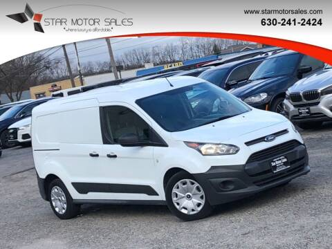 2018 Ford Transit Connect Cargo for sale at Star Motor Sales in Downers Grove IL