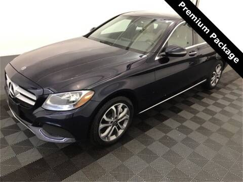 2018 Mercedes-Benz C-Class for sale at Coast to Coast Imports in Fishers IN