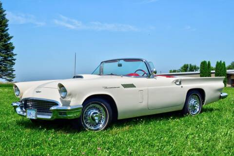 1957 Ford Thunderbird for sale at Hooked On Classics in Watertown MN