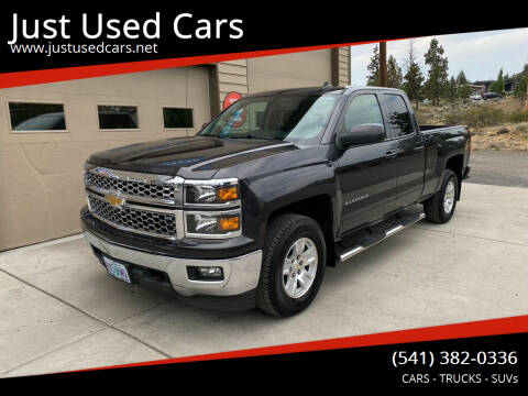 2015 Chevrolet Silverado 1500 for sale at Just Used Cars in Bend OR