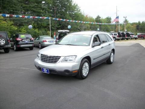 2006 Chrysler Pacifica for sale at Auto Images Auto Sales LLC in Rochester NH