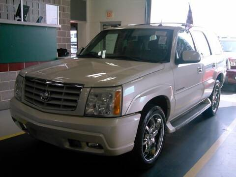 2005 Cadillac Escalade for sale at Great Lakes Classic Cars in Hilton NY
