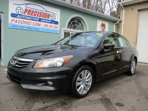 2011 Honda Accord for sale at Precision Automotive Group in Youngstown OH