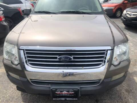 2006 Ford Explorer for sale at Washington Auto Group in Waukegan IL