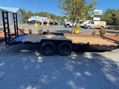 2021 Flatbed 7x20 for sale at Big Daddy's Auto in Winston-Salem NC