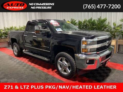 2017 Chevrolet Silverado 2500HD for sale at Auto Express in Lafayette IN