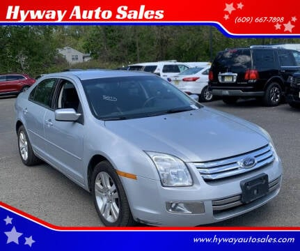 2006 Ford Fusion for sale at Hyway Auto Sales in Lumberton NJ