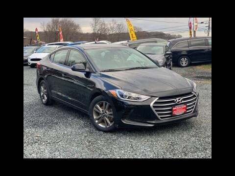 2018 Hyundai Elantra for sale at A&M Auto Sale in Edgewood MD