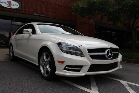 2014 Mercedes-Benz CLS for sale at Team One Motorcars, LLC in Marietta GA