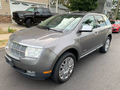 2010 Lincoln MKX for sale at Jordan Auto Group in Paterson NJ