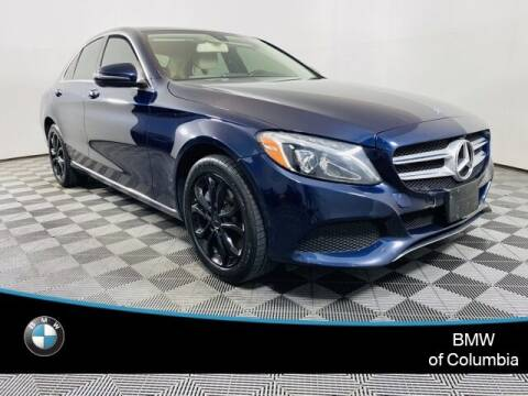 2016 Mercedes-Benz C-Class for sale at Preowned of Columbia in Columbia MO