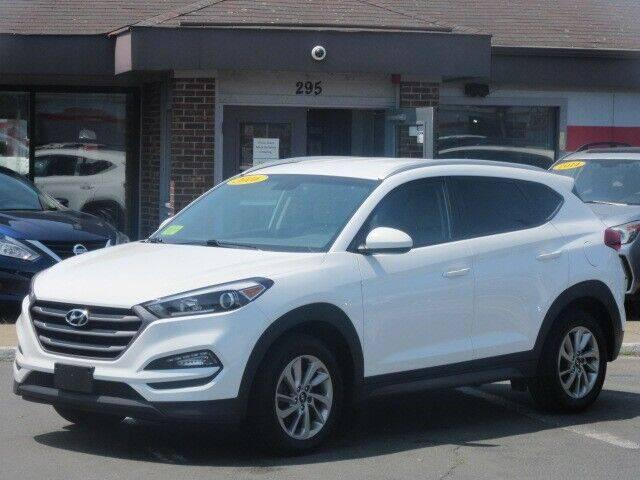 2016 Hyundai Tucson for sale at Lynnway Auto Sales Inc in Lynn MA