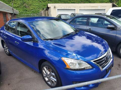 2013 Nissan Sentra for sale at North Knox Auto LLC in Knoxville TN