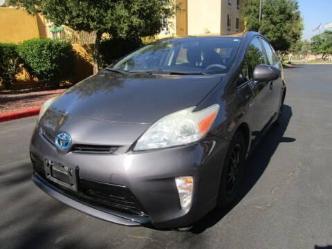 2013 Toyota Prius for sale at PRESTIGE AUTO SALES GROUP INC in Stevenson Ranch CA