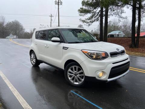 2017 Kia Soul for sale at THE AUTO FINDERS in Durham NC