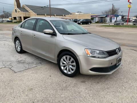 2014 Volkswagen Jetta for sale at Z AUTO MART in Lewisville TX