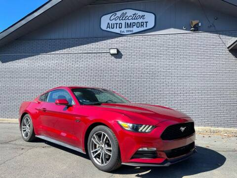 2016 Ford Mustang for sale at Collection Auto Import in Charlotte NC