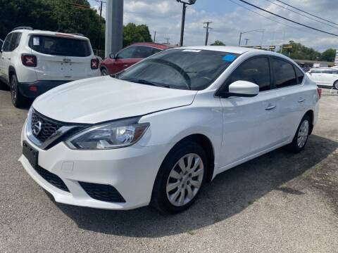 2017 Nissan Sentra for sale at Pary's Auto Sales in Garland TX