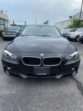 2015 BMW 3 Series for sale at A&R Motors in Baltimore MD