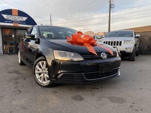 2014 Volkswagen Jetta for sale at OTOCITY in Totowa NJ