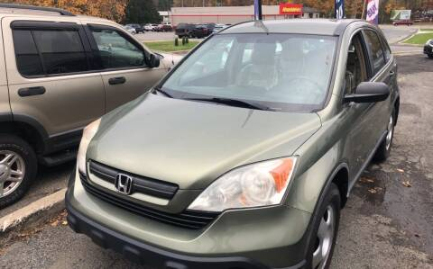 2008 Honda CR-V for sale at Washington Auto Repair in Washington NJ