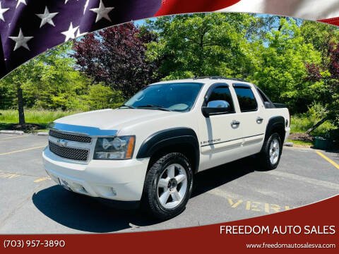 2008 Chevrolet Avalanche for sale at Freedom Auto Sales in Chantilly VA