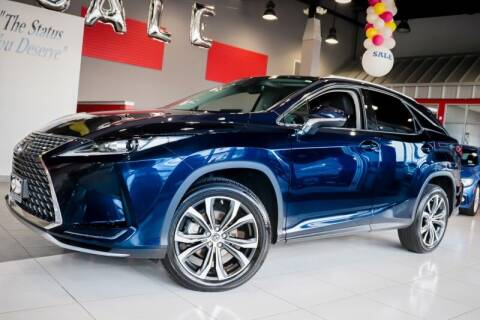 2020 Lexus RX 350 for sale at Quality Auto Center in Springfield NJ