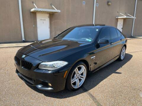 2012 BMW 5 Series for sale at The Auto Toy Store in Robinsonville MS