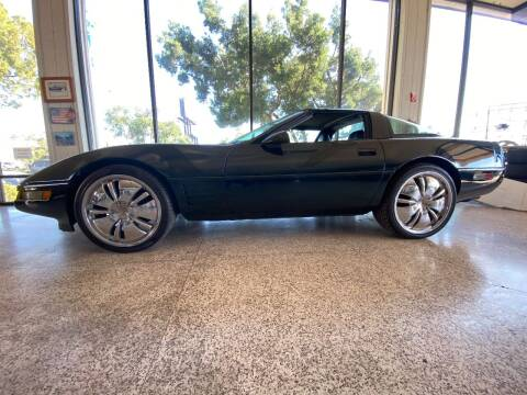 1994 Chevrolet Corvette for sale at Corvette Specialty by Dave Meyer in San Diego CA