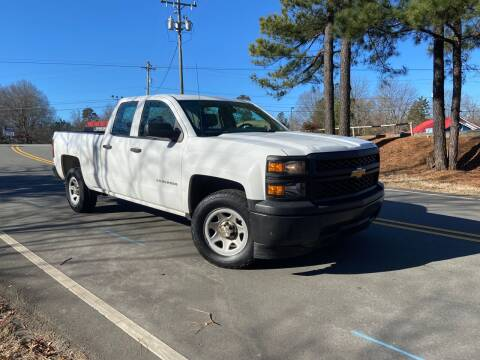 2014 Chevrolet Silverado 1500 for sale at THE AUTO FINDERS in Durham NC