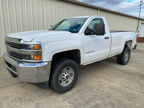 2015 Chevrolet Silverado 2500HD for sale at Freeman Motor Company in Lawrenceville VA