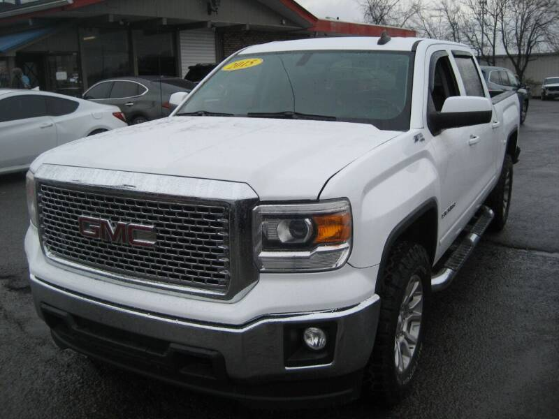 2015 GMC Sierra 1500 for sale at Import Auto Connection in Nashville TN