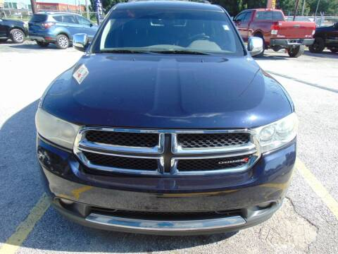 2011 Dodge Durango for sale at Payday Motor Sales in Lakeland FL