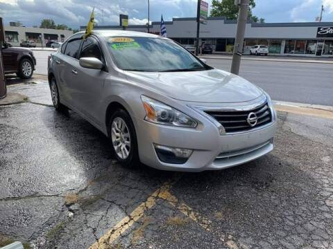 2015 Nissan Altima for sale at JBA Auto Sales Inc in Stone Park IL