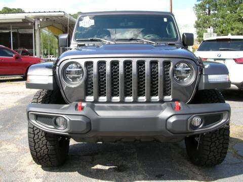 2020 Jeep Gladiator for sale at South Atlanta Motorsports in Mcdonough GA