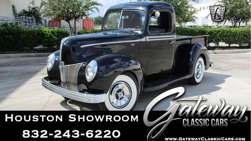 1940 Ford F-100 for sale in Houston, TX
