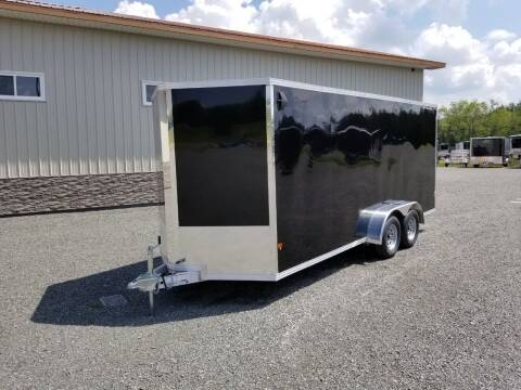 2020 Cargo Pro 7x18+2 7K for sale at Trailer World in Brookfield NS
