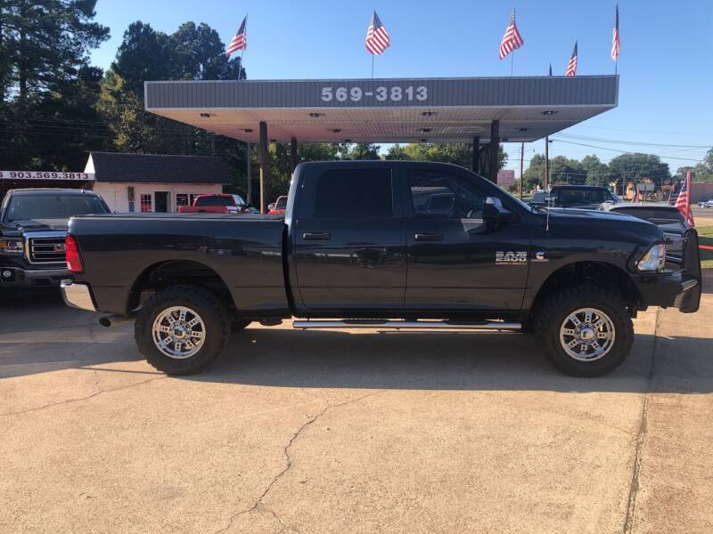 2015 RAM Ram Pickup 2500 for sale at BOB SMITH AUTO SALES in Mineola TX