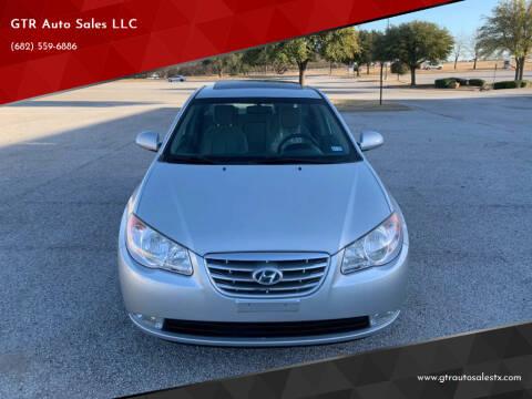 2010 Hyundai Elantra for sale at GTR Auto Sales LLC in Haltom City TX