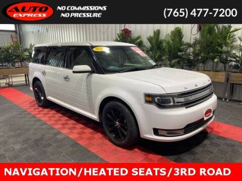 2019 Ford Flex for sale at Auto Express in Lafayette IN