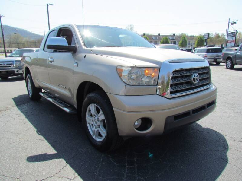 2007 Toyota Tundra for sale at Hibriten Auto Mart in Lenoir NC
