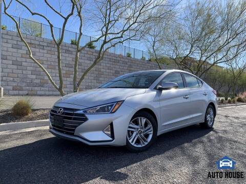 2020 Hyundai Elantra for sale at AUTO HOUSE TEMPE in Tempe AZ
