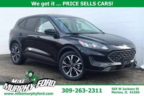 2021 Ford Escape Hybrid for sale at Mike Murphy Ford in Morton IL