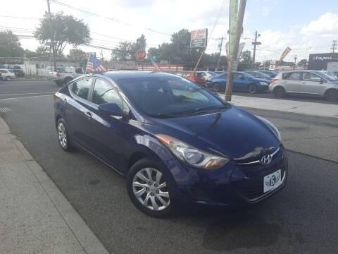 2011 Hyundai Elantra for sale at K & S Motors Corp in Linden NJ