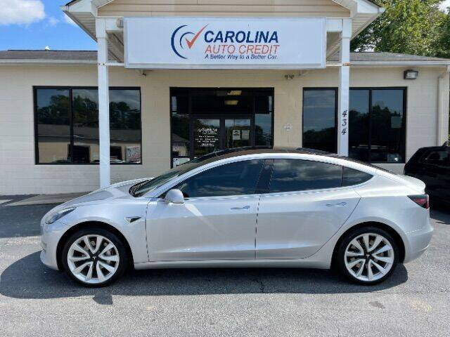 2018 Tesla Model 3 for sale at Carolina Auto Credit in Youngsville NC