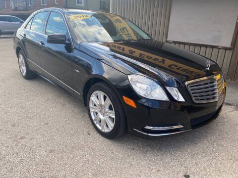 2012 Mercedes-Benz E-Class for sale at Worldwide Auto Group LLC in Monroeville PA