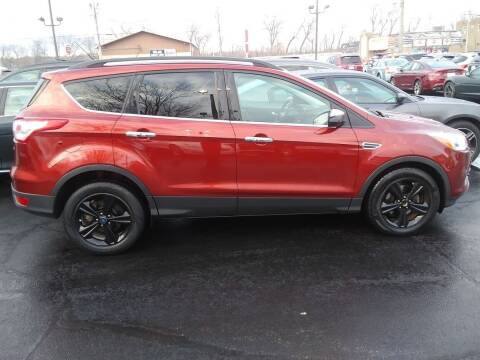 2014 Ford Escape for sale at Village Auto Outlet in Milan IL